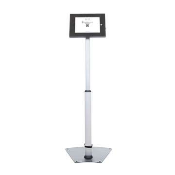Floor stand (Black, height-adjustable) for hire