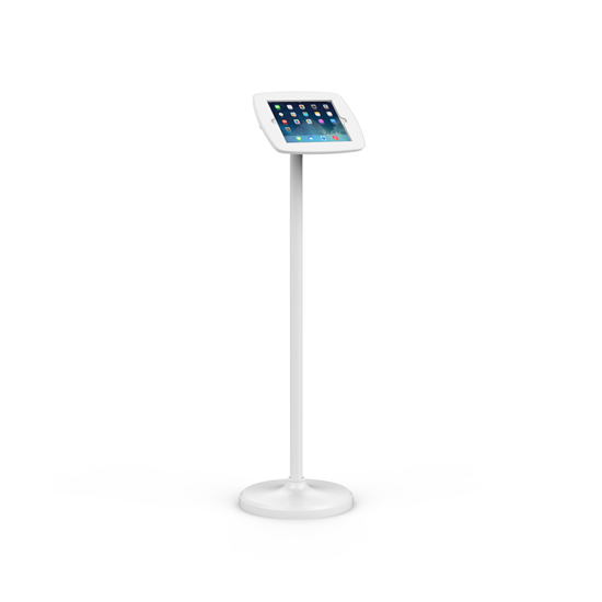 Floor stand (Bouncepad, White) for hire