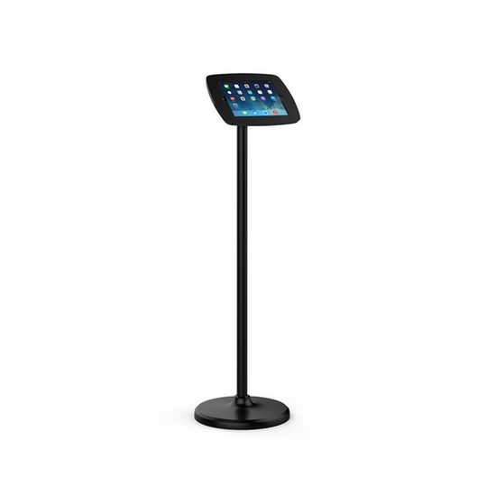 Floor stand (Bouncepad, Black) for hire